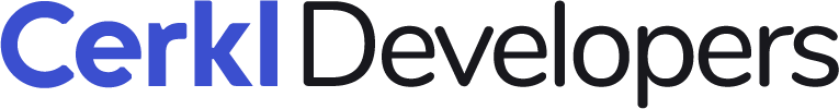 cerkl for developers logo